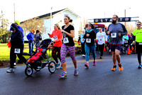 2017 Sweetheart Run:  5k/10k Start