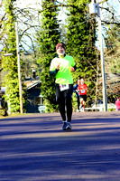 2017 Sweetheart Run:  10k Finish