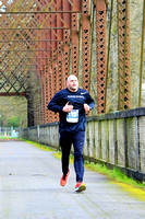 McKenzie River Half:  Railroad Bridge