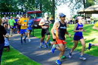 2018 Summer Solstice Runs:  10k Start