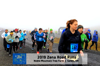 2019 Zena Road Runs:  3 Mile Start