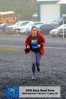 2019 Zena Road Runs:  3 Mile Finish