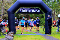 Bristow Trail Runs:  50k