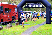Bristow Trail Runs:  25k