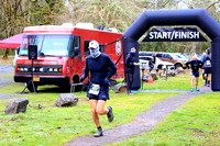 Bristow Trail Runs:  25k Start