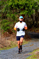 Bristow Trail Runs:  25k Lap 3