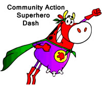 2016 Community Action Superhero Dash