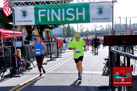 2017 Butte to Butte 10k Finish:  1:10:01-1:25:00