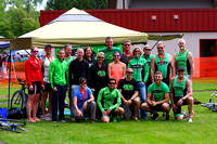2014 Stayton Sprint Team Green